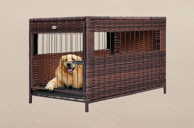 heavy-duty-dog-crate